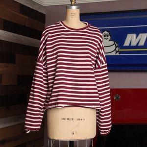PRETTYLITTLETHING - Montauk Stripe Sweater